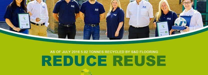 Reduce, Reuse, Recofloor